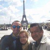 Pablo Ramos y Familia