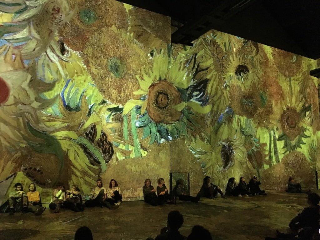 Descubre Van Gogh En París En Latelier Des Lumières