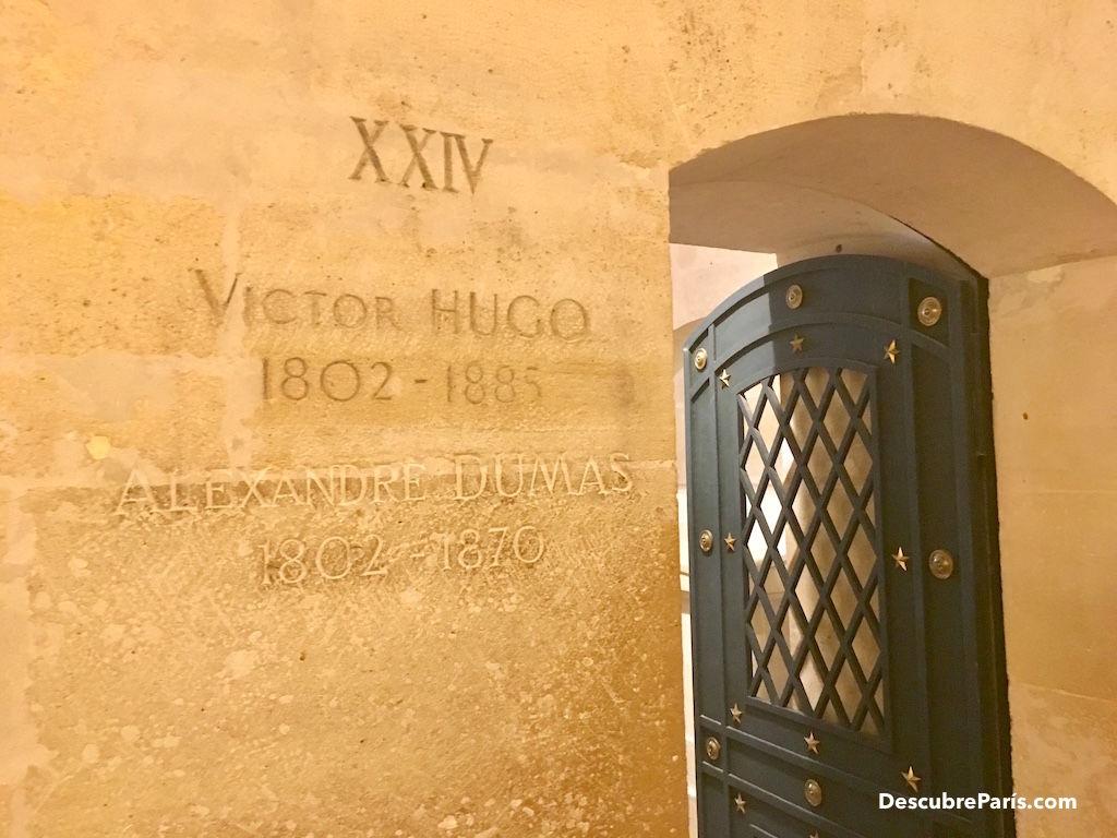 Crypt of the Panthéon in Paris, Photos ©Descubre París