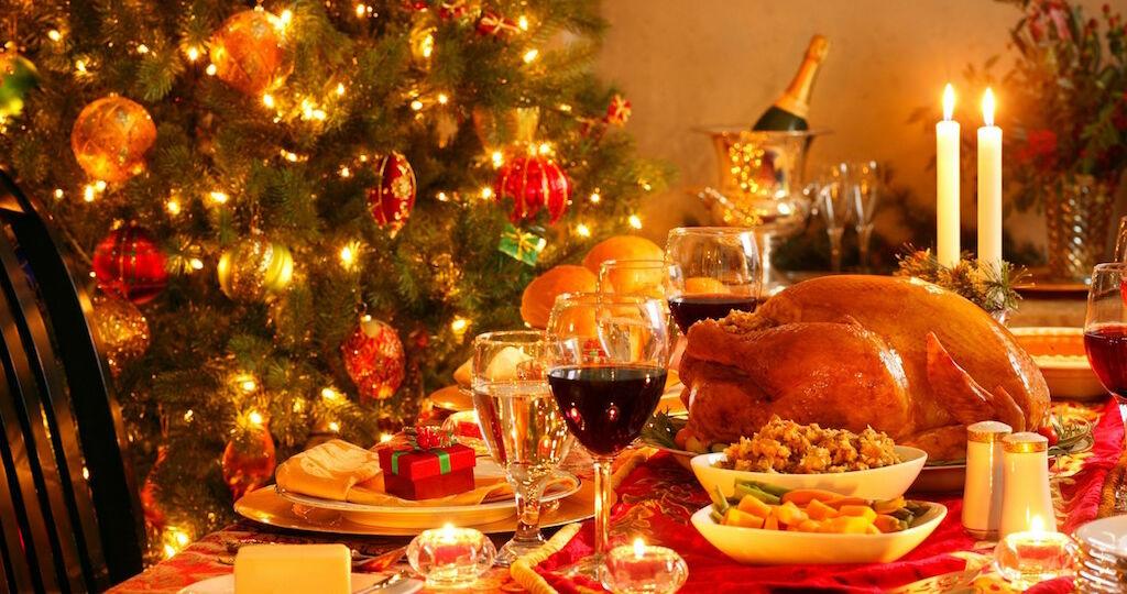 Lo que comen los parisinos en navidad